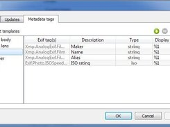 4. Metadata tags setup (Win7)
