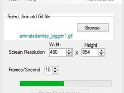 Android Boot Animation Manager download | SourceForge net