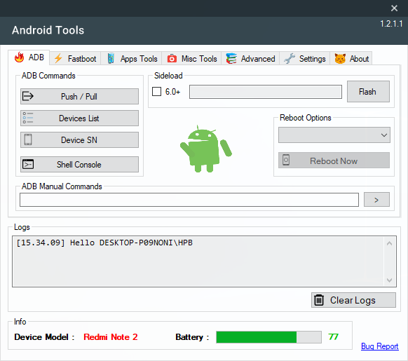 Android Tools download | SourceForge net