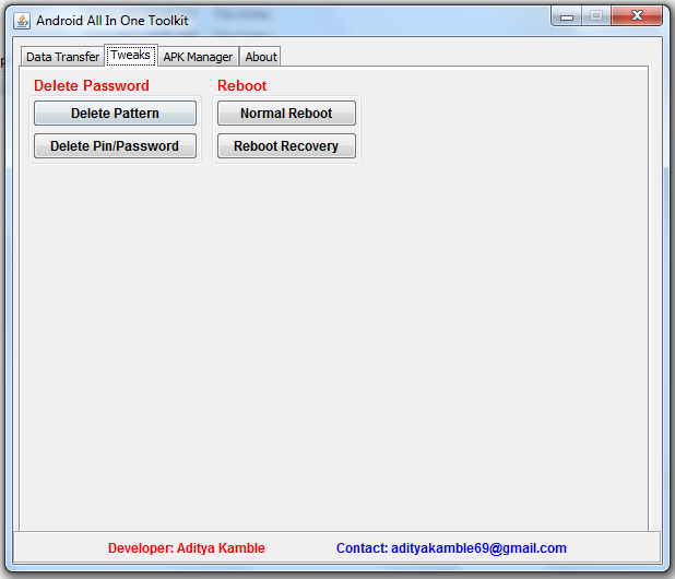 Android All In One Toolkit download | SourceForge net