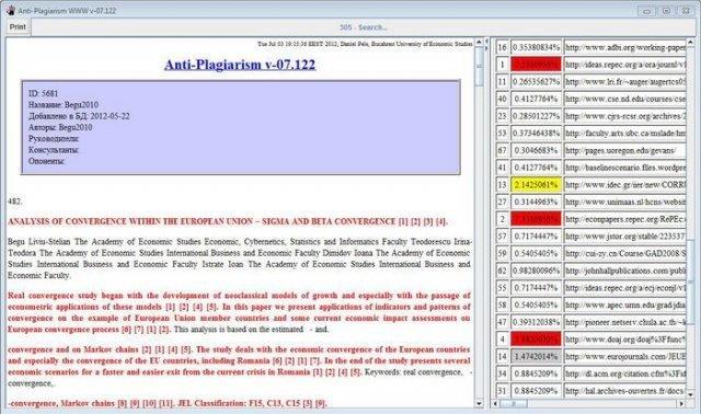 Plagiarism site