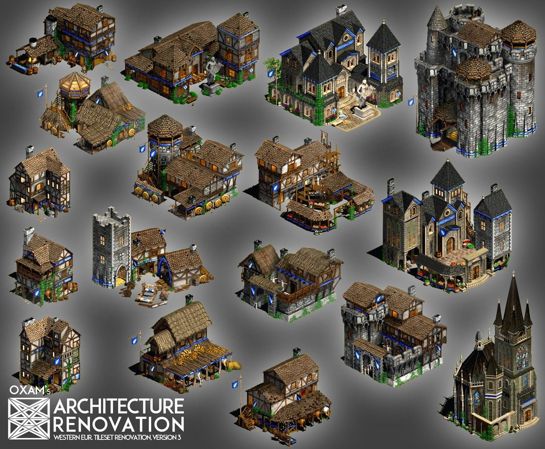 Aoe2 Architecture Renovation Mod V3 Download