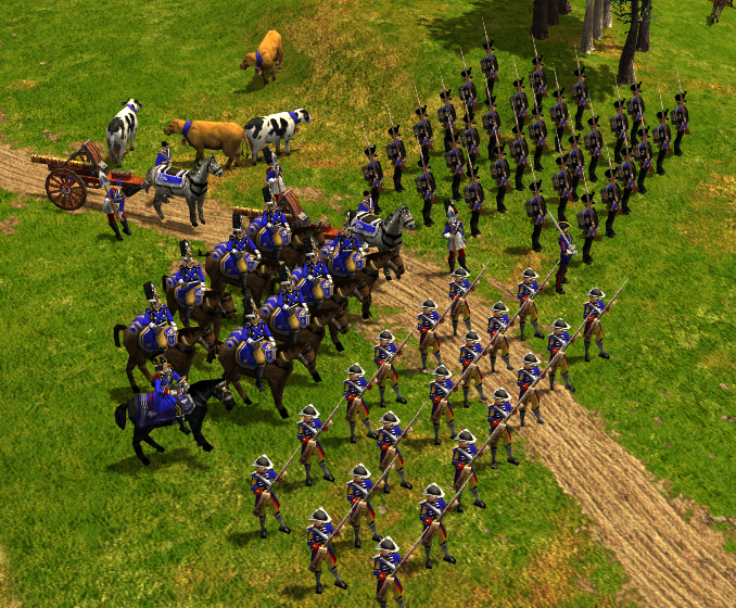 Age of Empires III - The Napoleonic Era download ...