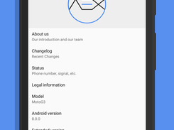AospExtended ROM download | SourceForge net