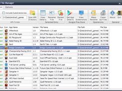 APK File Manager download | SourceForge net