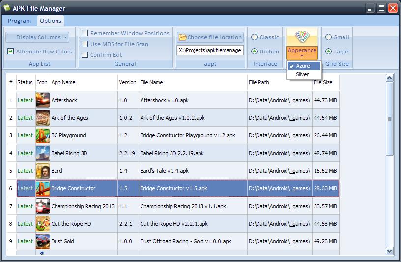apk editor for windows 7