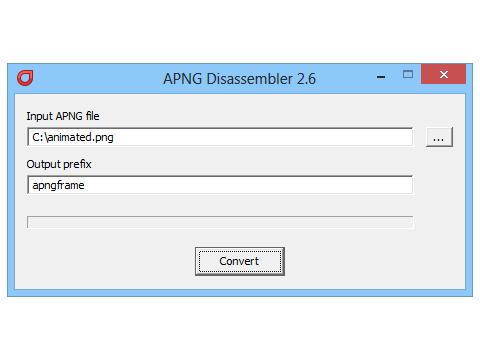 APNG Disassembler download | SourceForge net