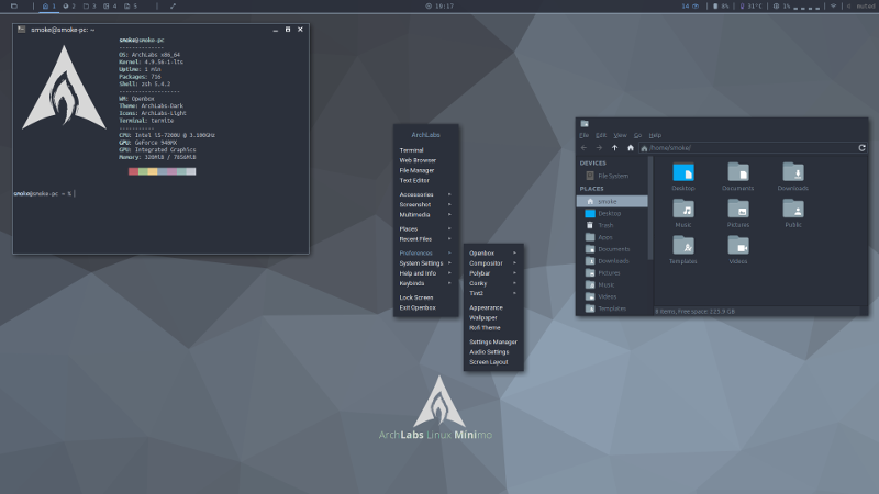 arch linux 64 bit iso download