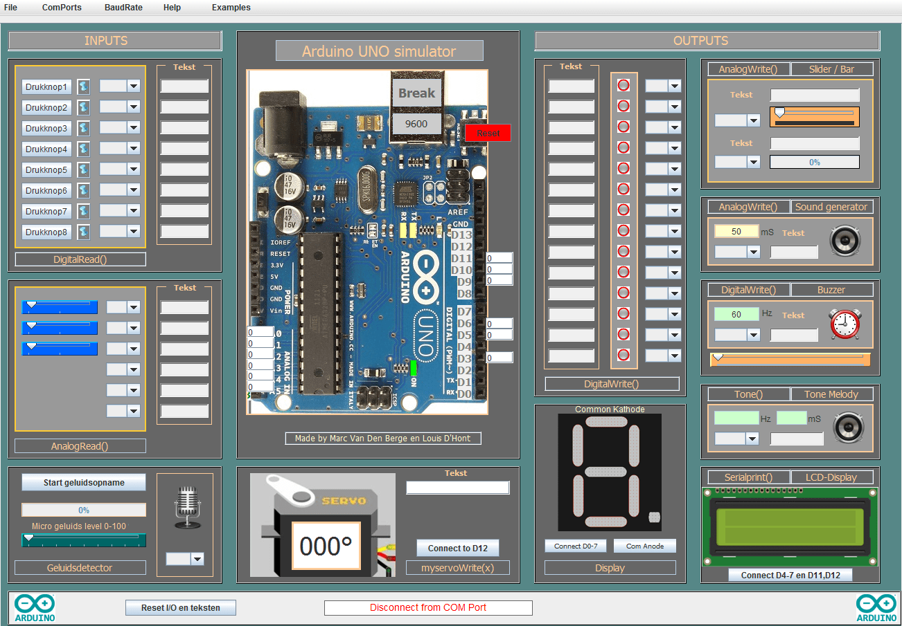 Arduino Simulator 1 5 1 download | SourceForge net