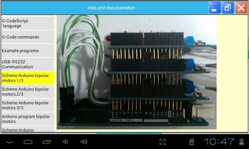 Arduino CNC Controller download   SourceForge net