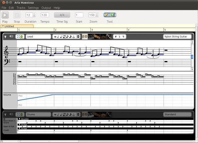 Aria Maestosa download | SourceForge net