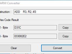 ARM Converter download   SourceForge net
