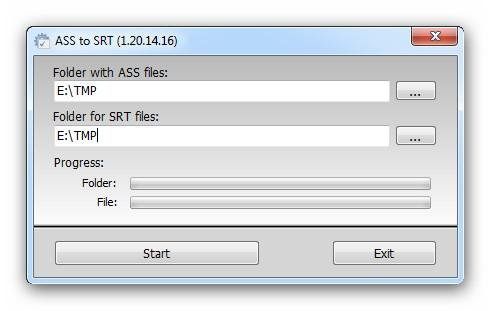 ASS2SRT download | SourceForge net