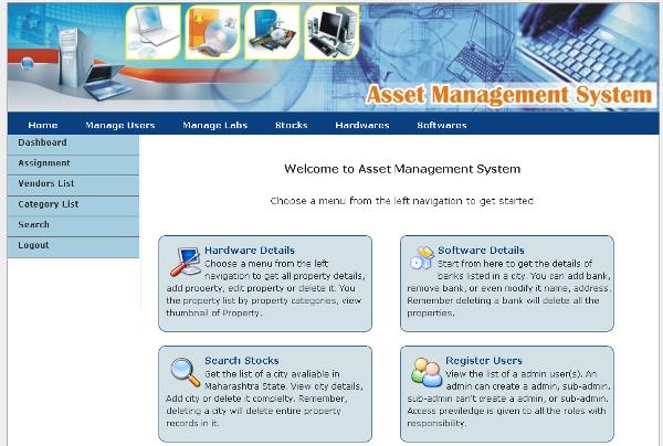 Asset Management System : Asset management system download sourceforge