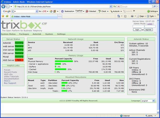 Trixbox download | sourceforge. Net.