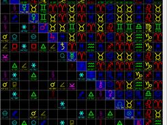 Astrolog astrology calculator download | SourceForge net