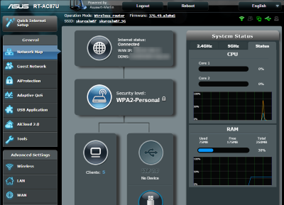 Asuswrt-Merlin download | SourceForge net