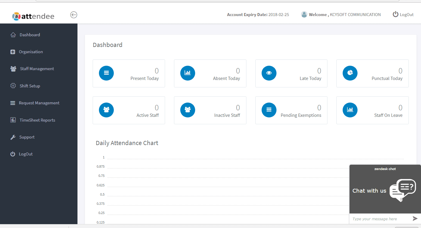 ATTendee Biometric Attendance Solution download | SourceForge net