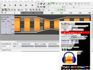 Custom Audacity Theme