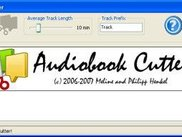 Audiobook Cutter 0.7.0: Splash screen