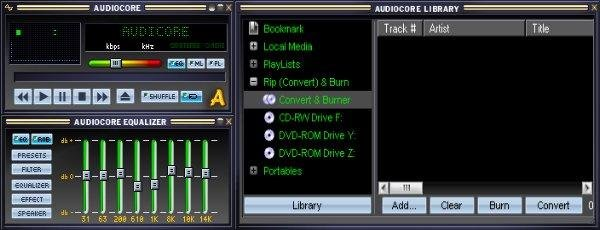 Audiocore 7 1 Surround Edition download | SourceForge net
