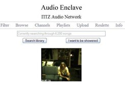 Audio Enclave Homepage
