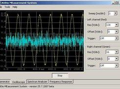 AUDio MEasurement System download | SourceForge net
