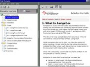 AurigaDoc output sample for Oracle Help for Java (OHJ)