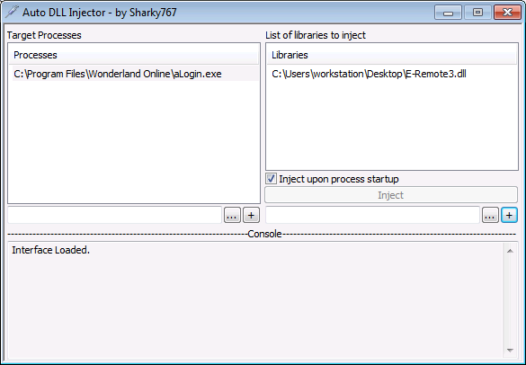 Auto DLL Injector download | SourceForge net