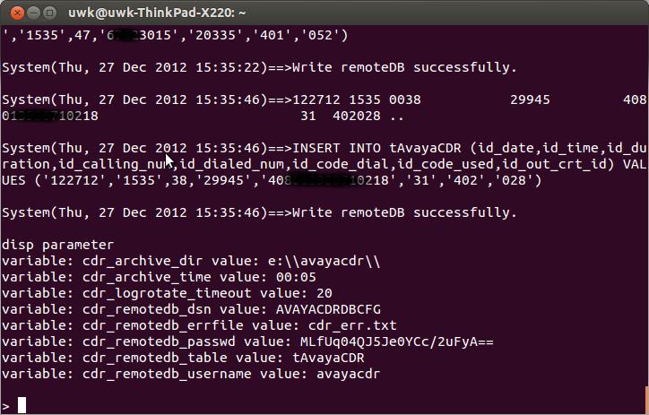 Cuba Server For Microsoft Outlook (Avaya TSAPI) free