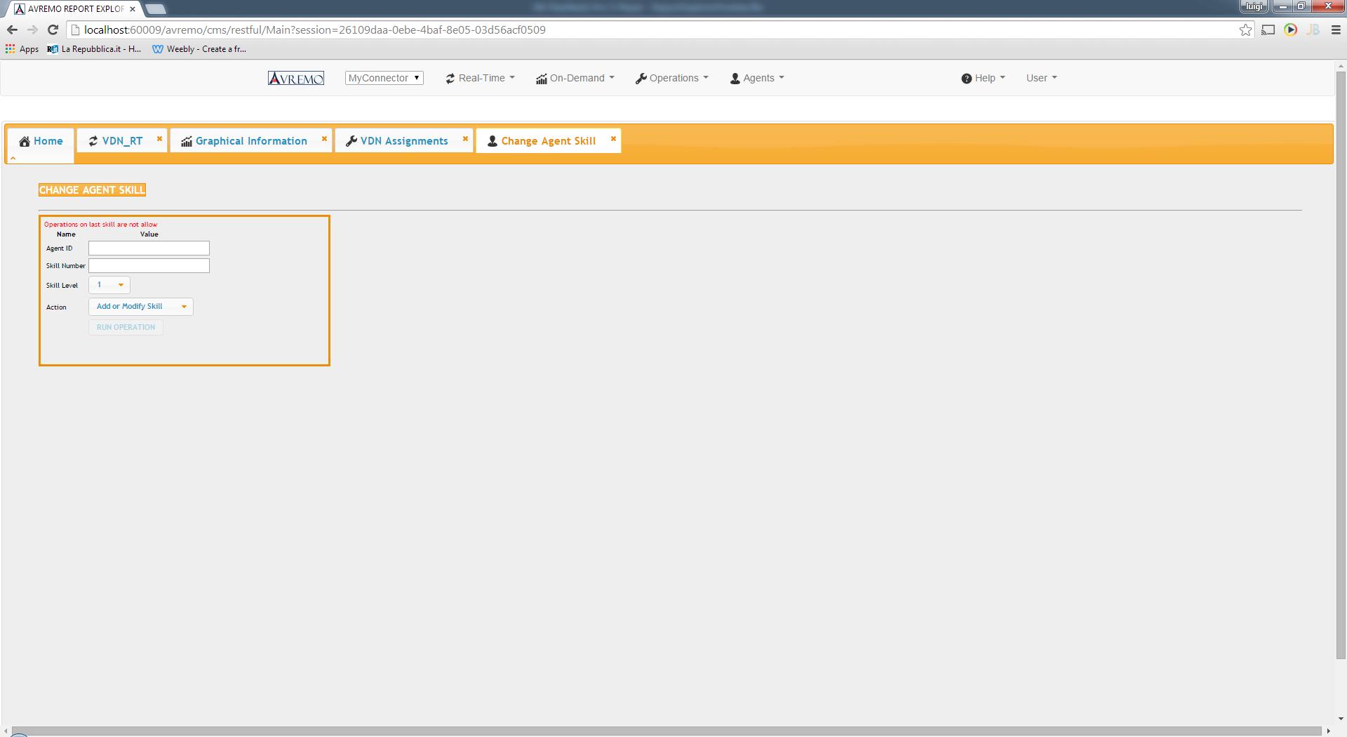 Avaya cms Supervisor Report designer User Guide for Ios 11 3 pdf
