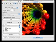 Colorized Carbon Nanotube: Mac OS X
