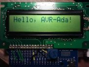 AVR-Ada on Arduino