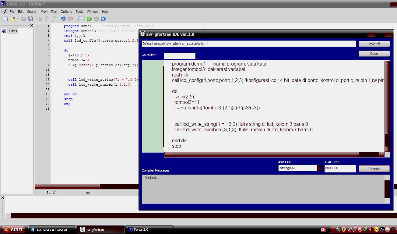 avr-gfortran download   SourceForge net