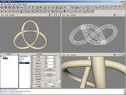 SingleWindow GUI, Windows, DXF B-Spline import