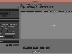 logiciel shaft selector