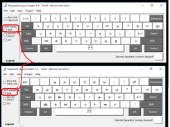 Bamini Unicode Tamil Keyboard Layout download | SourceForge net