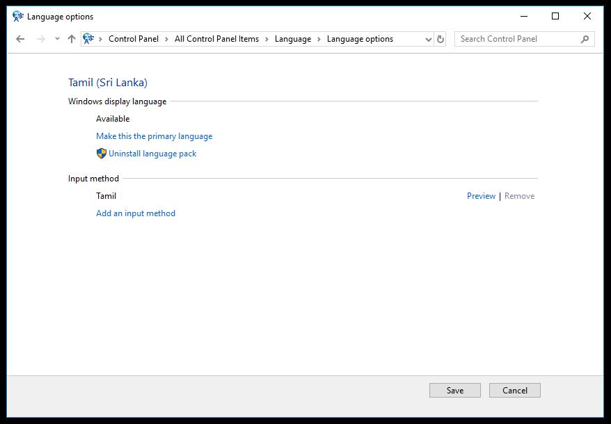 Bamini Unicode Tamil Keyboard Layout download | SourceForge net