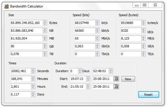 bandwidth transfer rate calculator - thesirato ml