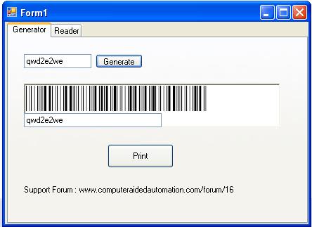 Barcode Generator & Scanner Reader download | SourceForge net