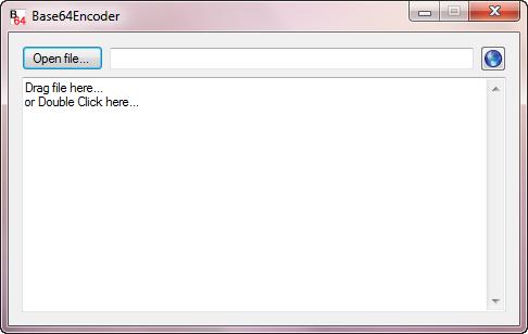 Base64encoder download   SourceForge net
