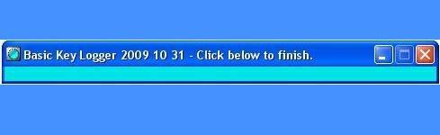 Basic Key Logger download | SourceForge net