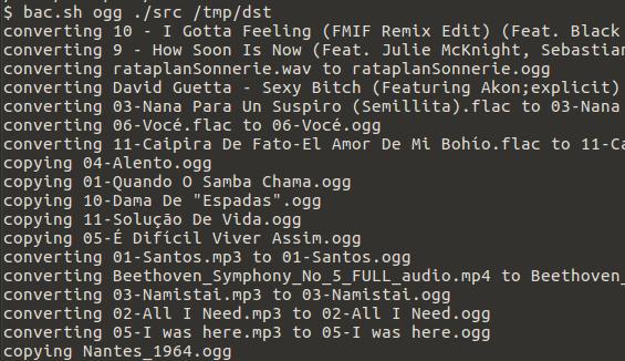 Batch Audio Convert download   SourceForge net