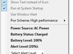 Battery Status Tool download | SourceForge net