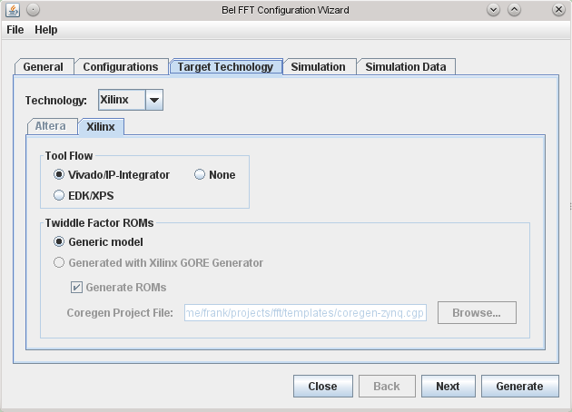 bel_fft download | SourceForge net