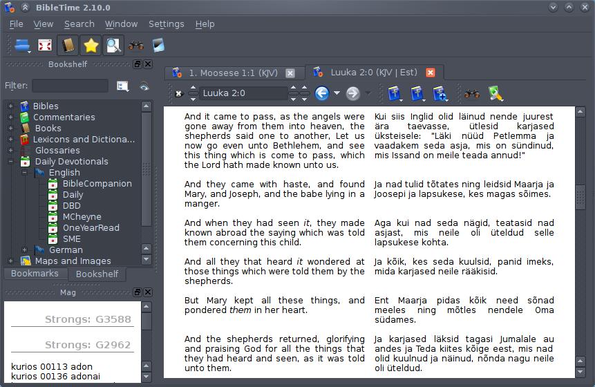 BibleTime download | SourceForge net
