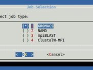 Jobs Selection