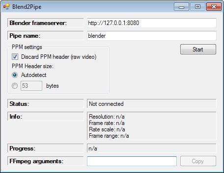 Blend2Pipe download | SourceForge net