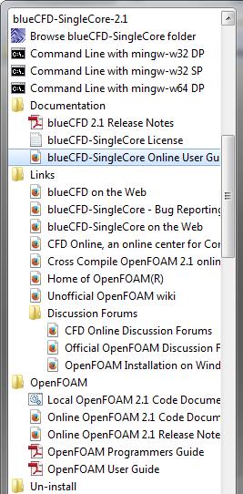 blueCFD-SingleCore download | SourceForge net