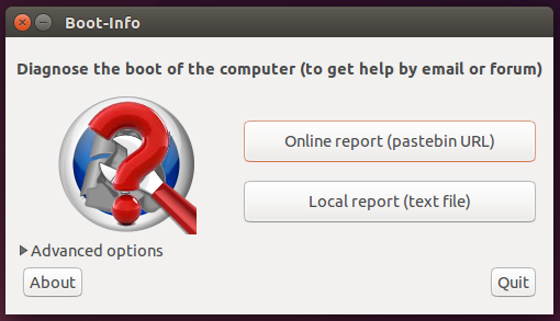 boot-info download | SourceForge net